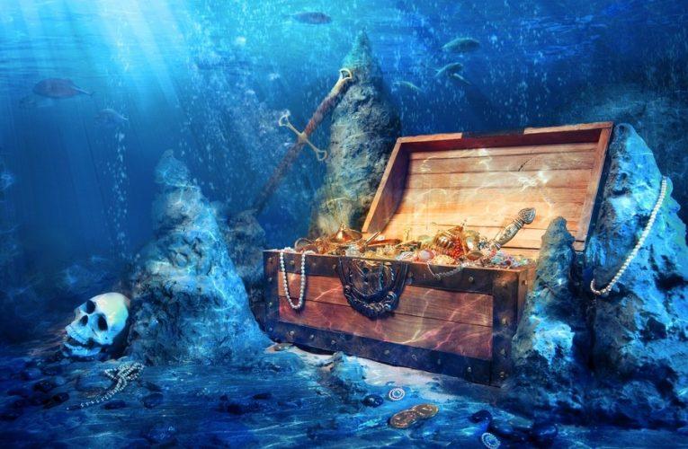 День Люди События.25 марта.У берегов Эквадора обнаружен легендарный морской клад