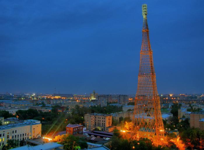 День Люди События.19 марта.В Москве на Шаболовке сдана в эксплуатацию радиопередающая башня