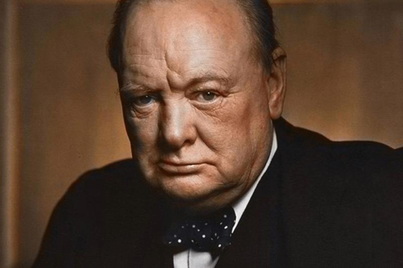 День Люди События.5 марта. Уинстон Черчилль назвал линию раздела Европы «железным занавесом»