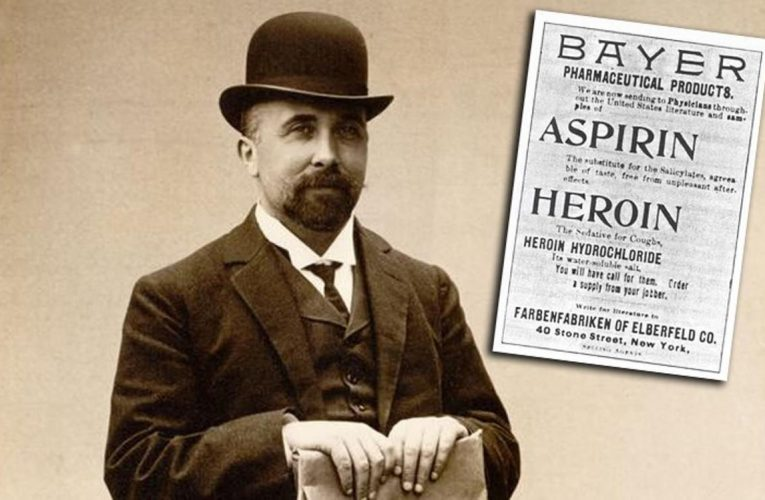 День Люди События.6 марта.День рождения аспирина: Феликс Хоффман получил патент на аспирин