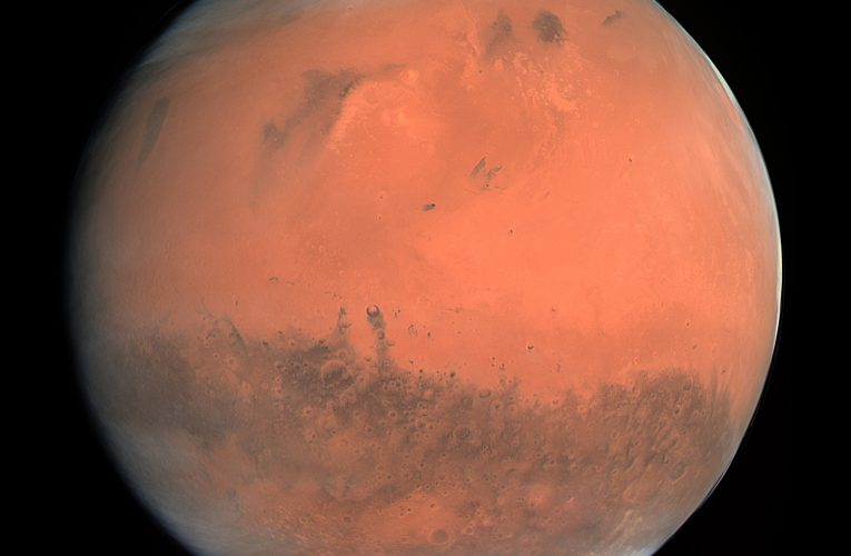 День Люди События.26 марта.На Марсе найдено замерзшее море