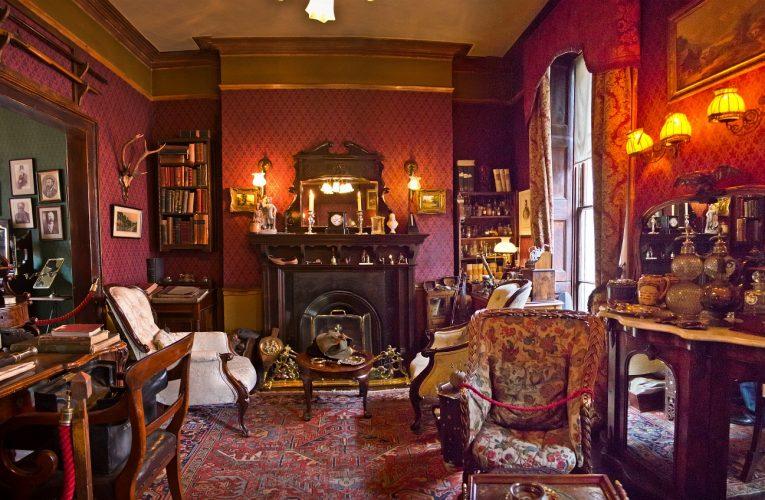 День Люди События.27 марта.В Лондоне открылся музей Шерлока Холмса