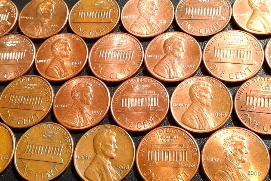 День Люди События. 22 апреля.В США начата чеканка бронзовых монет достоинством в 1 и 2 цента