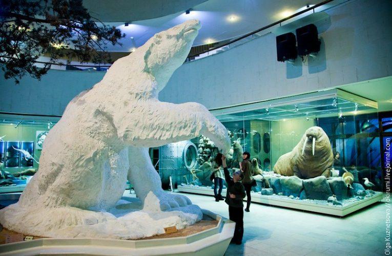 Онлайн-экскурсия «В мире древних животных»