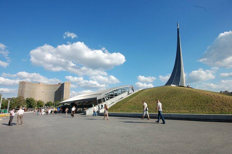 День Люди События. 10 апреля.В Москве открылся Мемориальный музей космонавтики