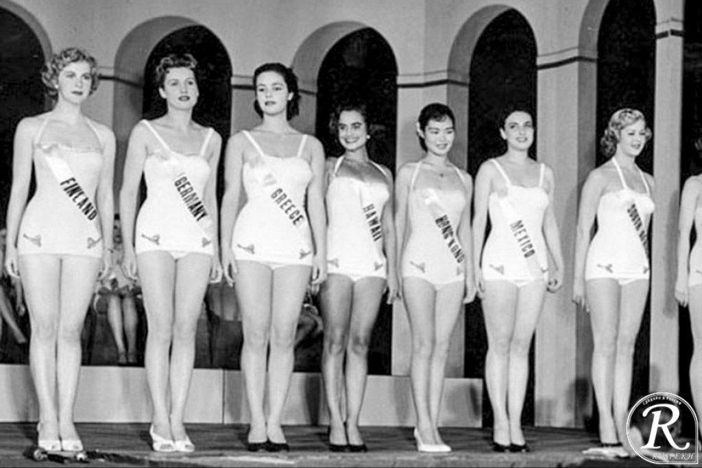 День Люди События. 15 апреля.В Лондоне состоялся первый конкурс красоты «Мисс Мира»