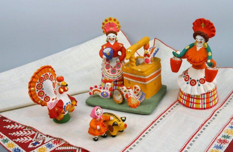 Экскурсия «Русская игрушка: традиция, ремесло, образ». Как играли в старину