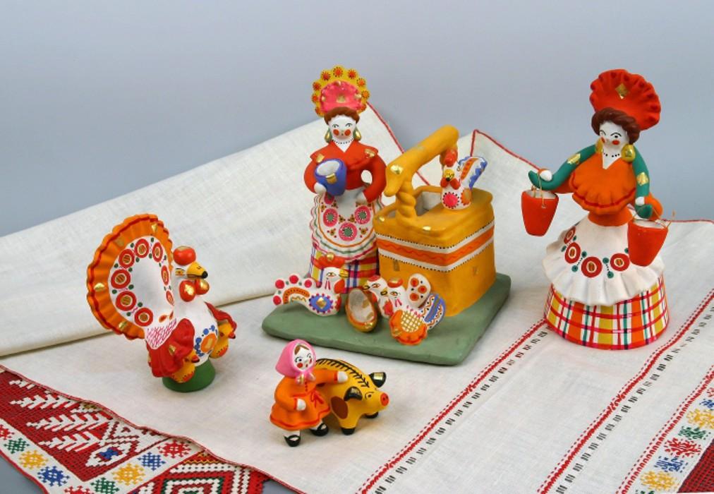Русская игрушка: традиция, ремесло, образ». Как играли в старину