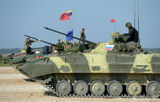 На Красной площади пройдет пешая тренировка экипажей боевых машин