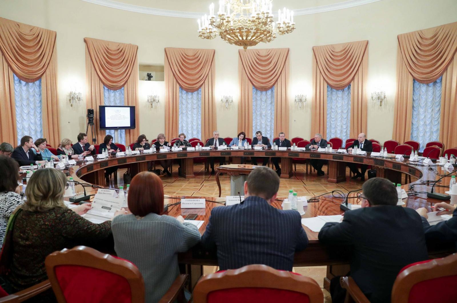 Cостоялось первое заседание Экспертного совета по дебюрократизации в сферах образования и науки