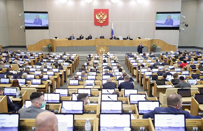 Госдума приняла поправки к избирательному законодательству