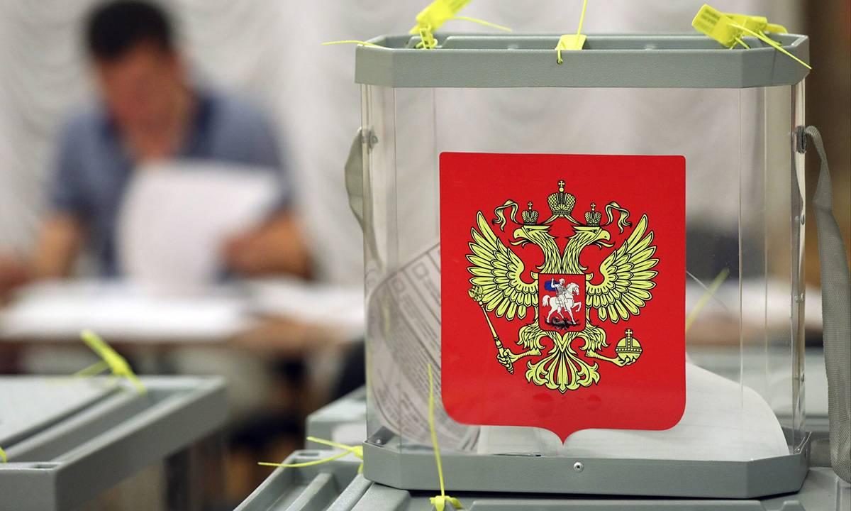 Счетные участки для предварительного голосования «Единой России» открылись почти в половине регионов страны