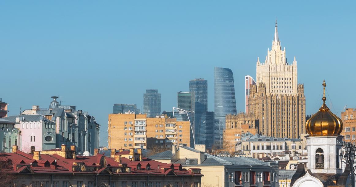Наша цель — превращение Москвы в ультрасовременный мегаполис?